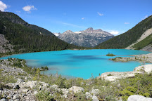 Joffre Lakes Provincial Park, Whistler, Canada
