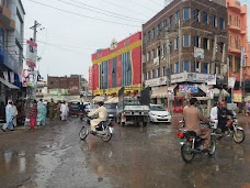 Gohad Pur Chowk Sialkot