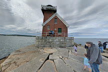 Rockland Breakwater Light, Rockland, United States
