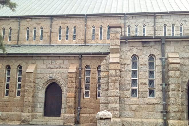 St Marys Cathedral, Bulawayo, Zimbabwe