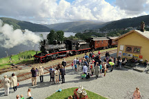 The Old Voss Steam Railway Museum, Bergen, Norway