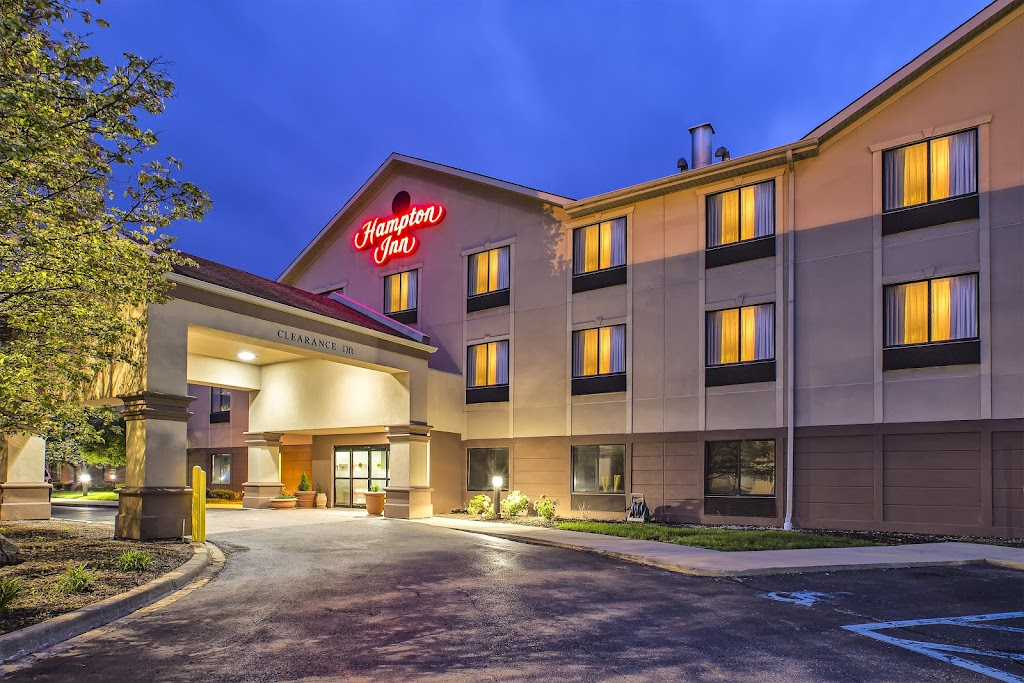 Hampton Inn Detroit Belleville Airport Area