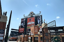 Sports Legends Museum at Camden Yards, Baltimore, United States