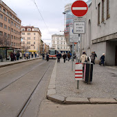 Станция  Prague Prague Anděl