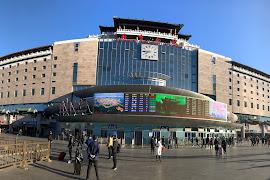 Железнодорожная станция  Beijing West