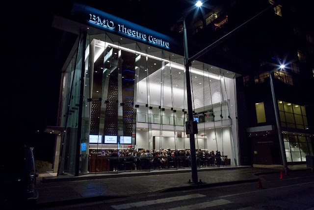 Goldcorp Stage at the BMO Theatre Centre, Arts Club Theatre Company