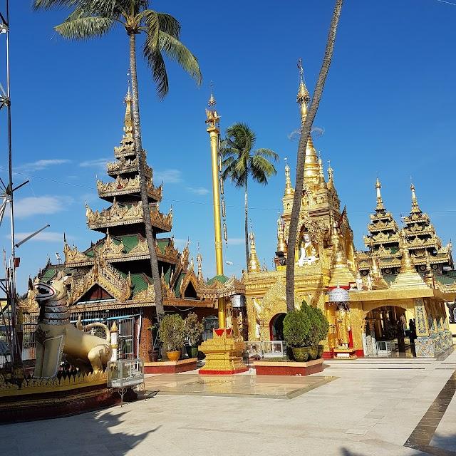 Midstream Kyauktan Pagoda