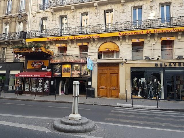 Cinema les 5 Caumartin