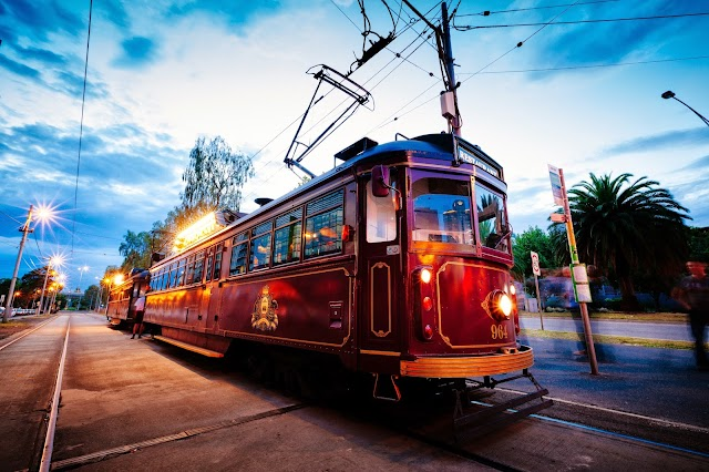 The Colonial Tramcar Restraunt