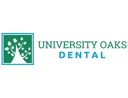 University Oaks Dental Logo