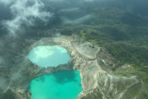 Kelimutu Lake (Tri-Color Lake), Ende, Indonesia
