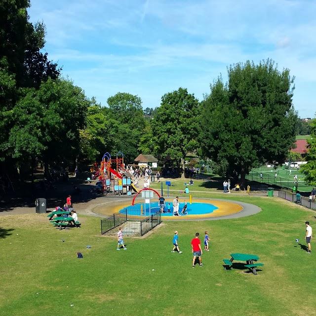 Wimbledon Park Playground