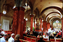 Opera at St. Mark's Anglican Church, Florence, Italy