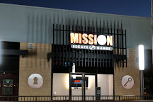 Mission Escape Games, Anaheim, United States