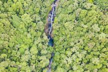 Siete Cascadas, La Mana, Ecuador