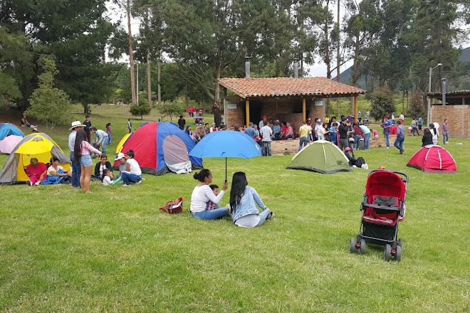 parque ecoturístico Puente el Sopo