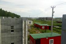 Kuliga Park, Tyumen, Russia
