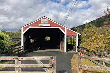 Haverhill-Bath Covered Bridge, Woodsville, United States