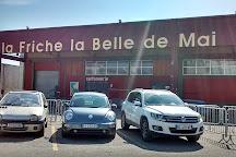 Friche la Belle de Mai, Marseille, France