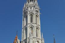 Capuchin Church, Budapest, Hungary