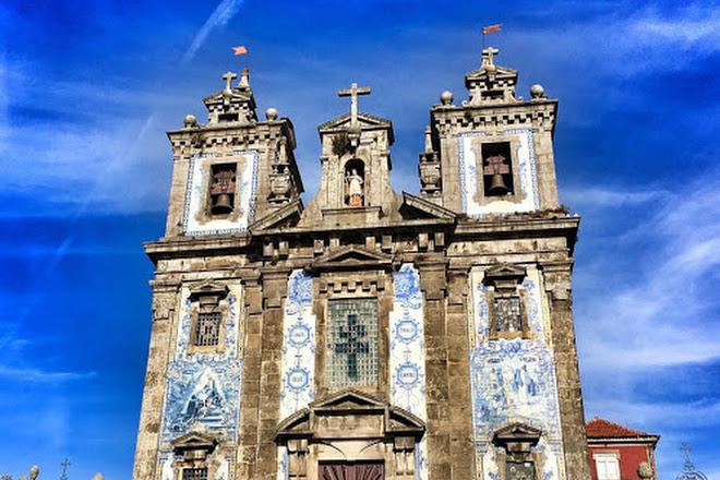 Igreja de Santo Ildefonso, Porto District, Portugal