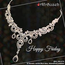 Afrouzeh Bespoke Designer Jewelry islamabad