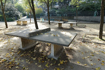 Square Rene-Le Gall, Paris, France