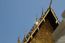 Wat Chai Phrakiat Temple, Chiang Mai, Thailand
