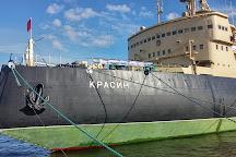 Icebreaker Krasin, St. Petersburg, Russia