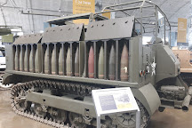 Flying Heritage & Combat Armor Museum, Everett, United States