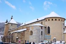 Eglise Saint-Pierre, Viscos, France
