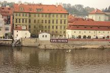 Franz Kafka Muzeum, Prague, Czech Republic