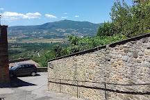 Vicolo Baciadonne, Citta della Pieve, Italy