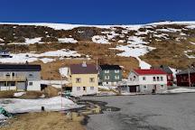 Kirkeporten in Skarsvag, Skarsvag, Norway