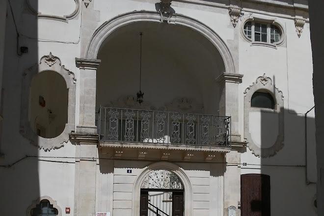 MuBa - Museo della Basilica di San Martino, Martina Franca, Italy