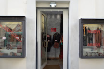 Alfieri Leather Store, Rome, Italy