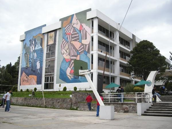 Facultad De Arquitectura Y Dise O Paseo Universidad S N
