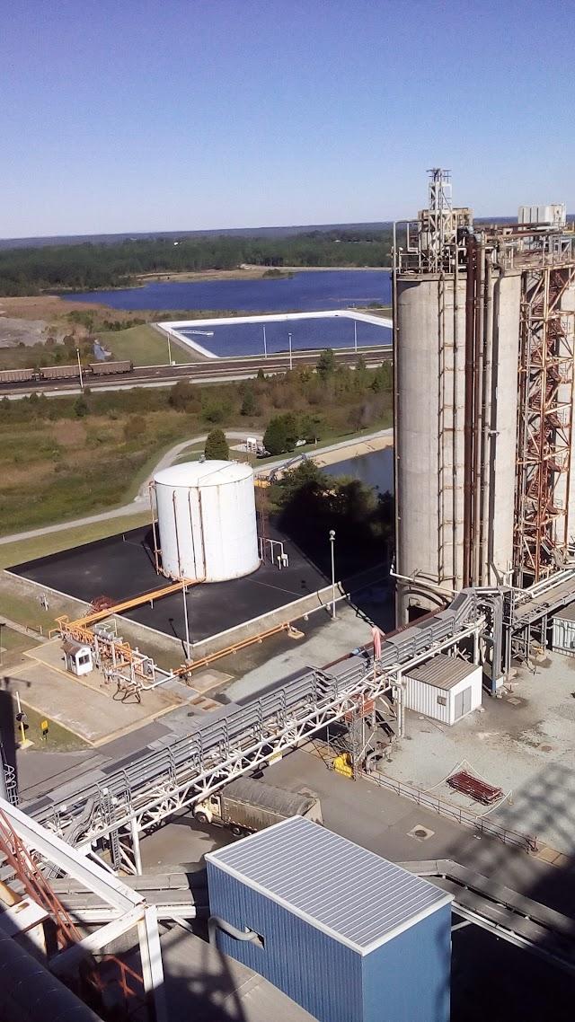 roxboro wastewater plant duke energy