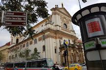 The Church of St. Ignatius, Prague, Czech Republic