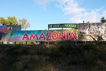 Parc Amazonia, Roquemaure, France