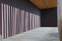 Your black horizon Art Pavilion, Lopud, Croatia