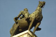 Monumento Maximo Gomez, Havana, Cuba