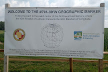 45 x 90 Geographical Marker, Athens, United States