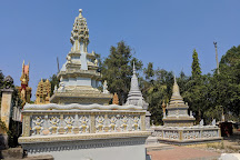 Kampong Pil Pagoda, Battambang, Cambodia