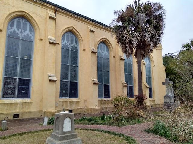 The Unitarian Church in Charleston