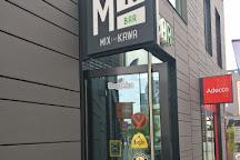 Mix N' Kawa, Esch-sur-Alzette, Luxembourg