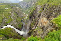 Voringsfossen, Eidfjord Municipality, Norway