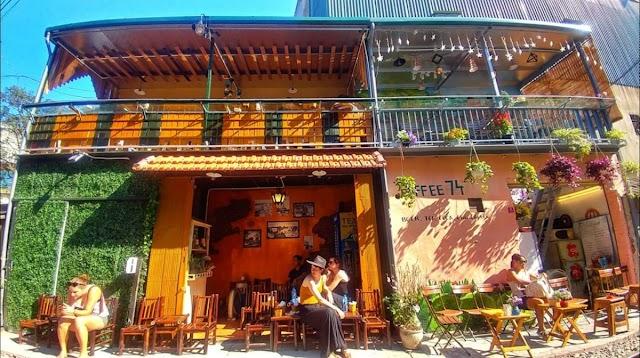 SPOT 09 CAFE