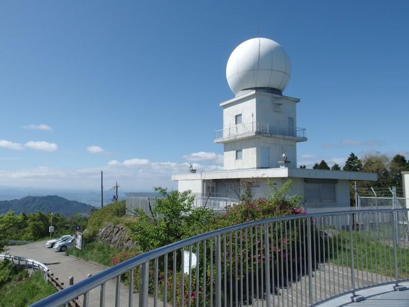 灰ケ峰気象レーダー観測所