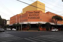 Manolo Fabregas Theater Center, Mexico City, Mexico